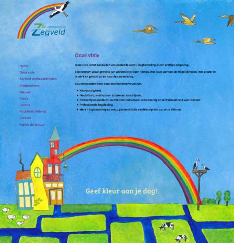 Website activiteitencentrum